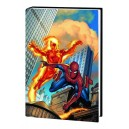 Spider Man and the human torch HC