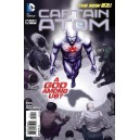 CAPTAIN ATOM 10. DC RELAUNCH (NEW 52)