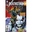 DEATHSTROKE 10. DC RELAUNCH (NEW 52)