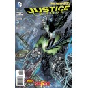 JUSTICE LEAGUE 10. DC RELAUNCH (NEW 52)