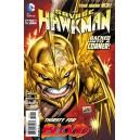 SAVAGE HAWKMAN 10. DC RELAUNCH (NEW 52)