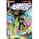 STATIC SHOCK N°1 DC RELAUNCH