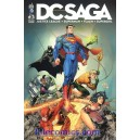 DC SAGA 3. JUSTICE LEAGUE. SUPERMAN. FLASH. DC RELAUNCH (NEW 52)