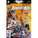 ANIMAL MAN 11. DC RELAUNCH (NEW 52)