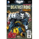 DEATHSTROKE 11. LOBO. DC RELAUNCH (NEW 52)