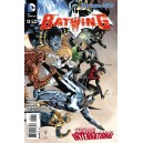 BATWING 12. DC RELAUNCH (NEW 52)