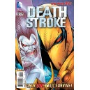 DEATHSTROKE 12. LOBO. DC RELAUNCH (NEW 52)