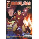 MARVEL SAGA 15. AVENGERS. CAPTAIN BRITAIN. POWER MAN. IRON FIST. IRON MAN. MARVEL. PANINI.