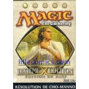 STARTER MAGIC BLANC. 10EME EDITION. DIXIEME EDITION. RESOLUTION DU CHO-MANNO.