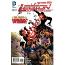 LEGION OF SUPER-HEROES 12. DC RELAUNCH (NEW 52)