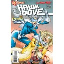 HAWK AND DOVE N°3 DC RELAUNCH