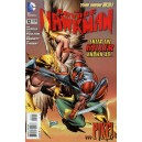 SAVAGE HAWKMAN 12. DC RELAUNCH (NEW 52)