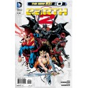 EARTH 2 0. DC RELAUNCH (NEW 52)