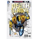 DEATHSTROKE 0. DC RELAUNCH (NEW 52)