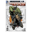 FRANKENSTEIN, AGENT OF S.H.A.D.E. 0. DC RELAUNCH (NEW 52)