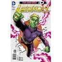 LEGION OF SUPER-HEROES 0. DC RELAUNCH (NEW 52)