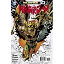 SAVAGE HAWKMAN 0. DC RELAUNCH (NEW 52)