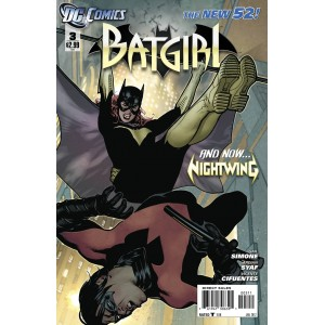 BATGIRL 3. DC RELAUNCH (NEW 52)