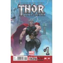 THOR GOD OF THUNDER 1. MARVEL NOW!