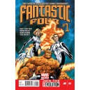 FANTASTIC FOUR 1. MARVEL NOW!
