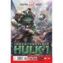 INDESTRUCTIBLE HULK 1. MARVEL NOW!