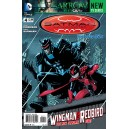BATMAN INCORPORATED 4. DC RELAUNCH (NEW 52)