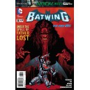 BATWING 13. DC RELAUNCH (NEW 52)