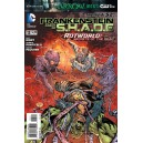 FRANKENSTEIN, AGENT OF S.H.A.D.E. 13. DC RELAUNCH (NEW 52)