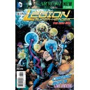 LEGION OF SUPER-HEROES 13. DC RELAUNCH (NEW 52)