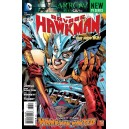 SAVAGE HAWKMAN 13. DC RELAUNCH (NEW 52)