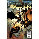 BATMAN N°2 DC RELAUNCH (NEW 52)
