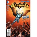 BATWING 14. DC RELAUNCH (NEW 52)