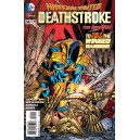 DEATHSTROKE 14. DC RELAUNCH (NEW 52)