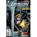 LEGION OF SUPER-HEROES 14. DC RELAUNCH (NEW 52)