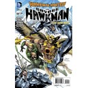 SAVAGE HAWKMAN 14. DC RELAUNCH (NEW 52)