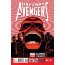 UNCANNY AVENGERS 2. MARVEL NOW! FIRST PRINT.