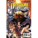 DEMON KNIGHTS N°2 DC RELAUNCH (NEW 52)