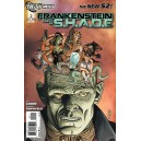 FRANKENSTEIN AGENT OF SHADE N°2  DC RELAUNCH (NEW 52)