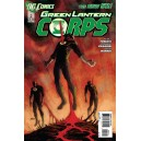 GREEN LANTERN CORPS N°2 DC RELAUNCH (NEW 52)