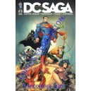 DC SAGA 3. JUSTICE LEAGUE. SUPERMAN. FLASH. OCCASION.