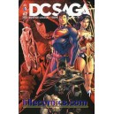 DC SAGA 7. JUSTICE LEAGUE. SUPERMAN. FLASH. DC RELAUNCH (NEW 52)
