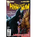 THE SAVAGE HAWKMAN N°2 DC RELAUNCH (NEW 52)