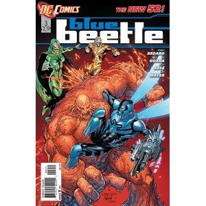 BLUE BEETLE 3. DC RELAUNCH (NEW 52)