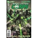 GREEN LANTERN CORPS N°3 DC RELAUNCH (NEW 52)