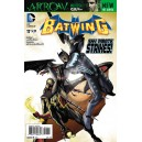 BATWING 17. DC RELAUNCH (NEW 52). MINT.