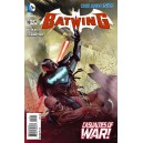 BATWING 18. DC RELAUNCH (NEW 52). MINT.