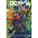 DC SAGA 8. JUSTICE LEAGUE. SUPERMAN. FLASH.