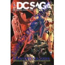 DC SAGA 7. JUSTICE LEAGUE. SUPERMAN. FLASH. OCCASION.
