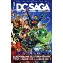 DC SAGA 1. JUSTICE LEAGUE. SUPERMAN. FLASH.