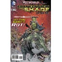 FRANKENSTEIN, AGENT OF S.H.A.D.E. 15. ROTWORLD. DC RELAUNCH (NEW 52)